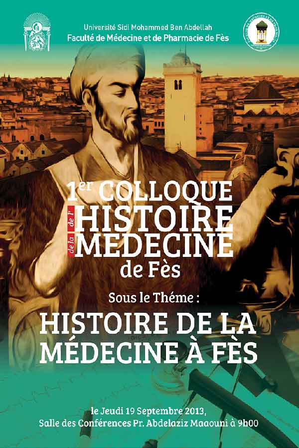 1th International congress of Fez on History of Medicine